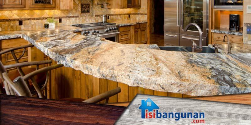 Batu Alam Granit Untuk Countertops Dapur
