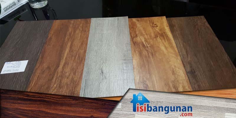 Ragam Corak Lantai Vinyl