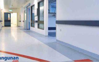 Pemilihan lantai vinyl roll untuk rumah sakit