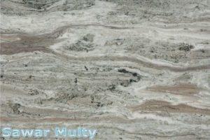 Marmer Indian Marble Sawar Multy