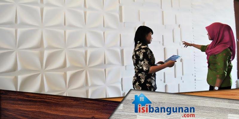 Cara Memilih Panel Dinding 3 Dimensi