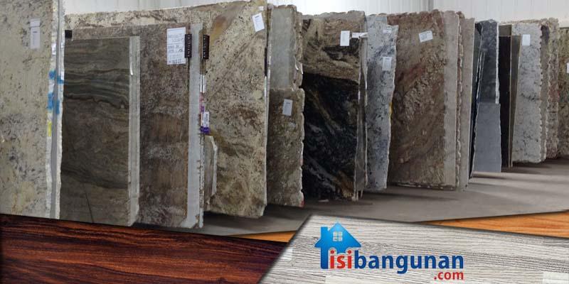 Harga Granit Paling Murah & Tips Dapatkan