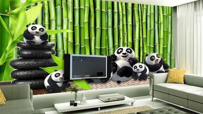 Daftar Harga Wallpaper Dinding 3d Beserta Pilihan Motifnya