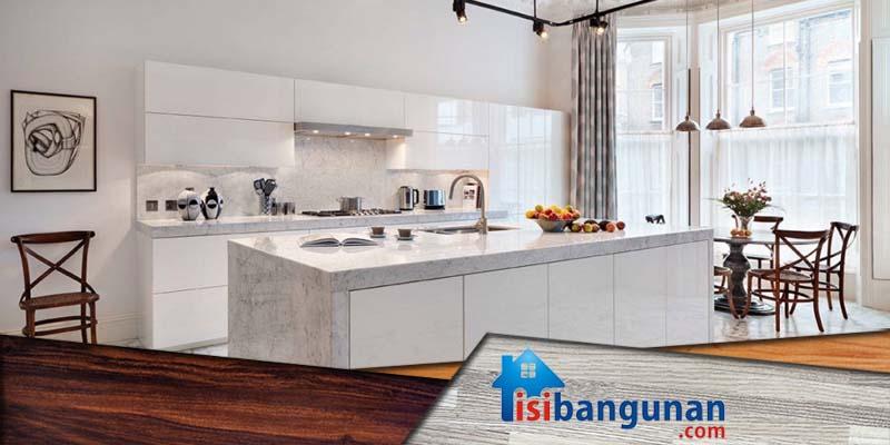 Harga Marmer Impor Dan Jenis-Jenis Material Untuk Meja Dapur Rumah