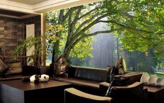 Harga Wallpaper Dinding 3D Bandung Super Terjangkau