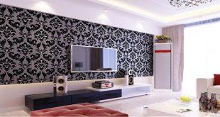 Harga Wallpaper Dinding 3D Per Meter yang Berlaku di Pasaran