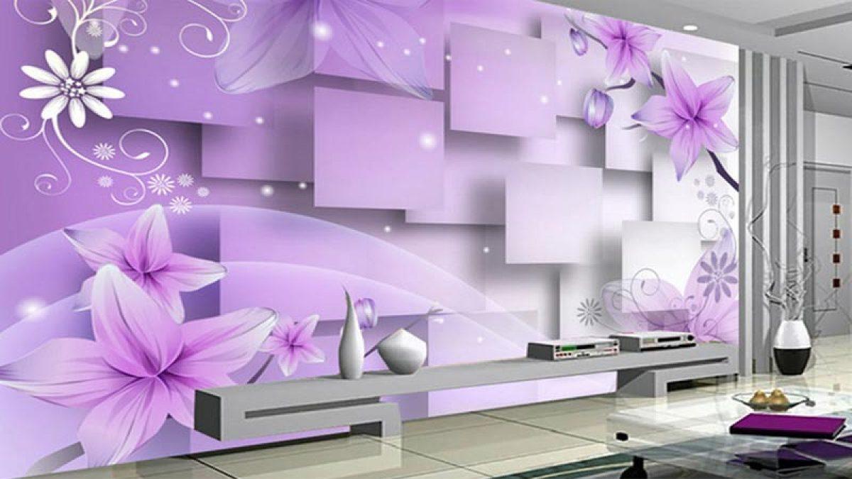 Harga Wallpaper Dinding 3d Pemandangan Untuk Mempercantik Ruang Tamu