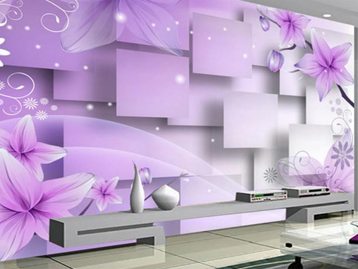 Harga Wallpaper Dinding 3d Pemandangan Untuk Mempercantik
