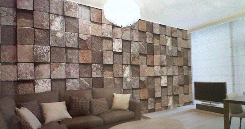 Harga Wallpaper Tembok 3D Terjangkau Diminati Banyak Masyarakat