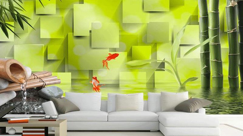 Kelebihan Wallpaper Dinding Rumah 3d Impor