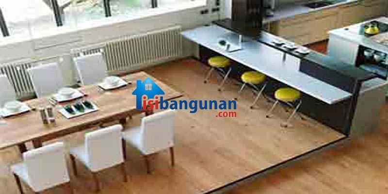 Material Lantai Untuk Dapur