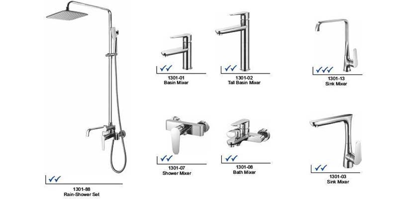 Gunakan Shower Kamar Mandi Untuk Kebutuhan Anda