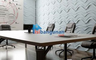 Harga wallpaper tembok 3D