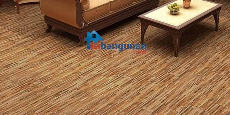 Lantai motif kayu murah