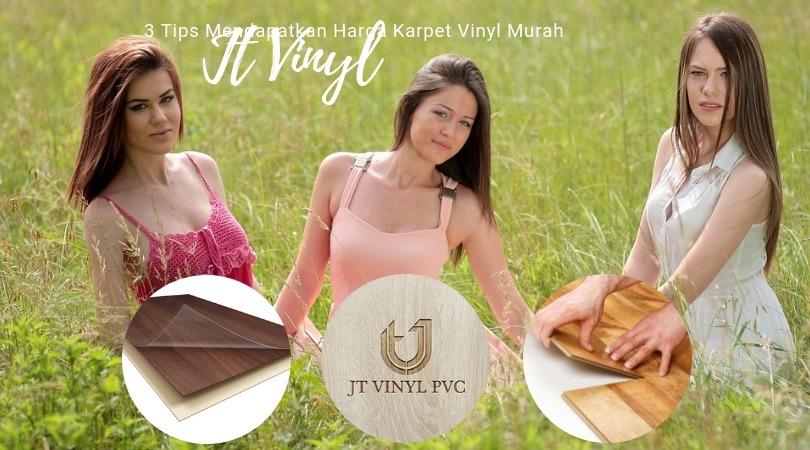 Lantai Vinyl VS Lantai Kayu
