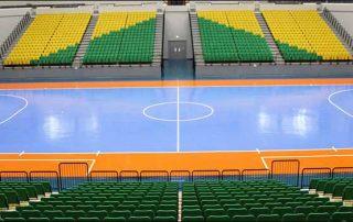 5 Motif Lantai Vinyl Untuk Lapangan Futsal Modern