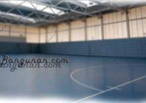 Daftar Harga Lantai Vinyl Untuk Lapangan Futsal, dan Biaya Pemasanganya