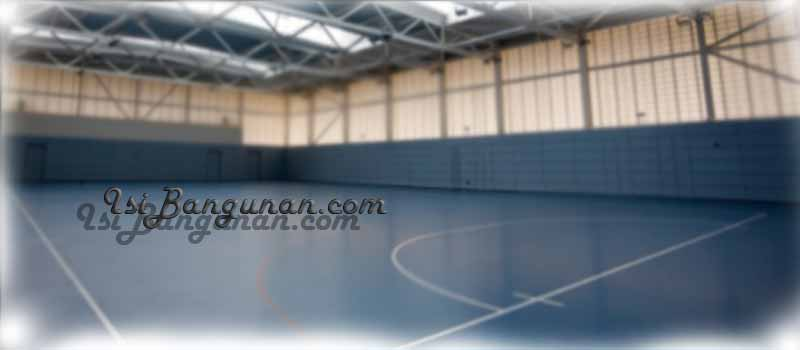 Harga Lantai Vinyl Untuk Lapangan Futsal, dan Biaya Pemasanganya
