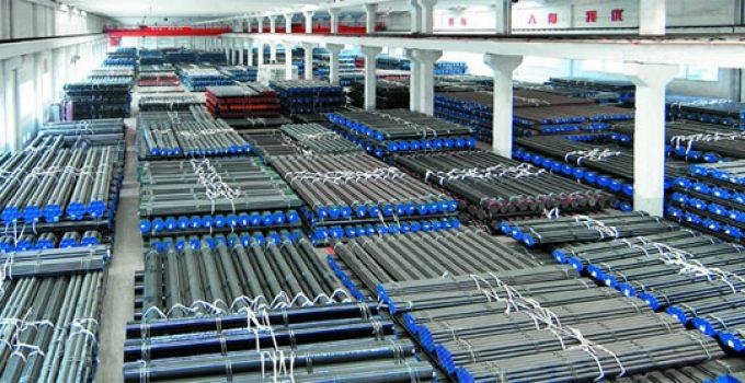 Pipa Baja Seamless - Steel Factory