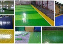 Pilihan Harga Lantai Vinyl Untuk Futsal Yang Dapat Anda Pilih