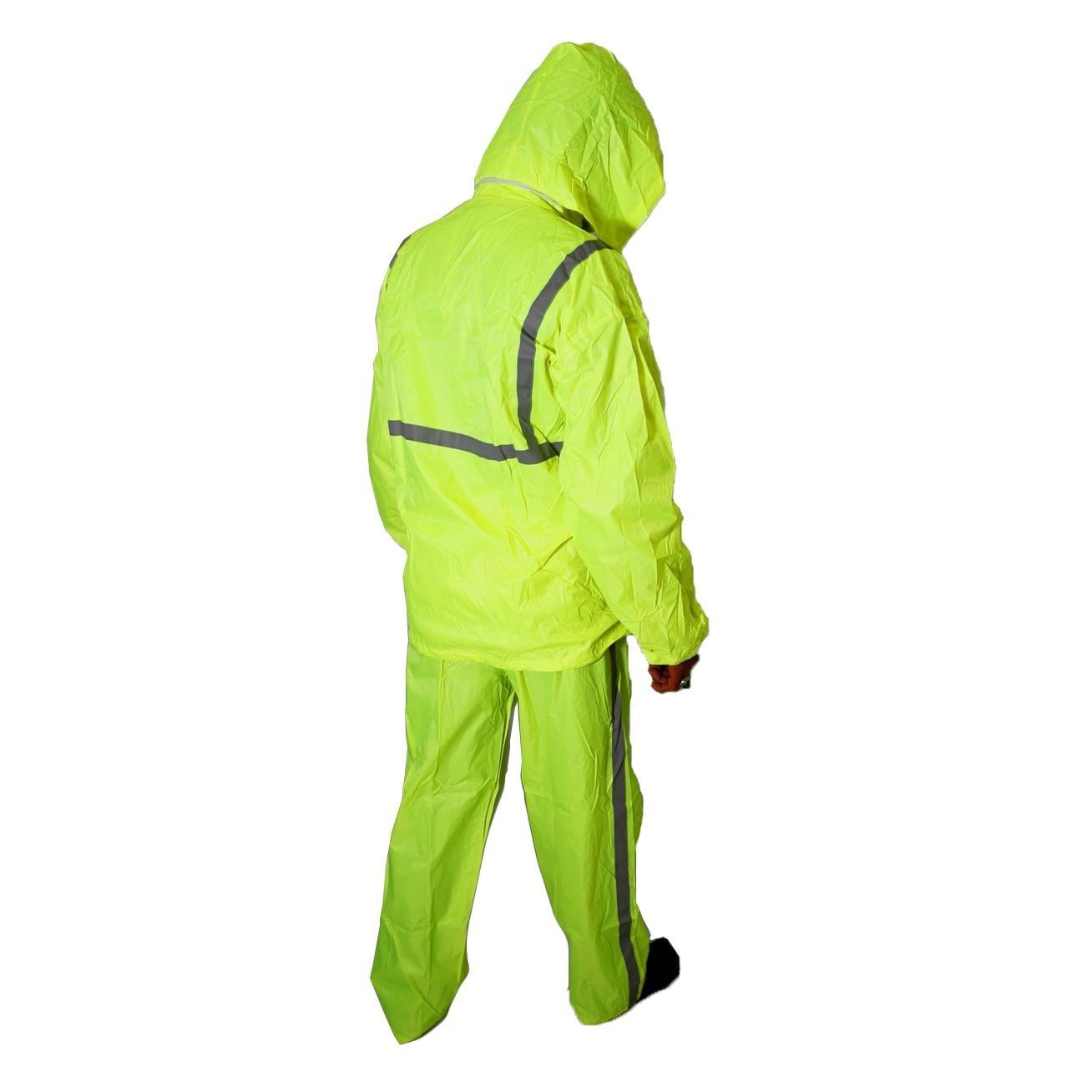 Jas hujan safety - elevenia.co.id