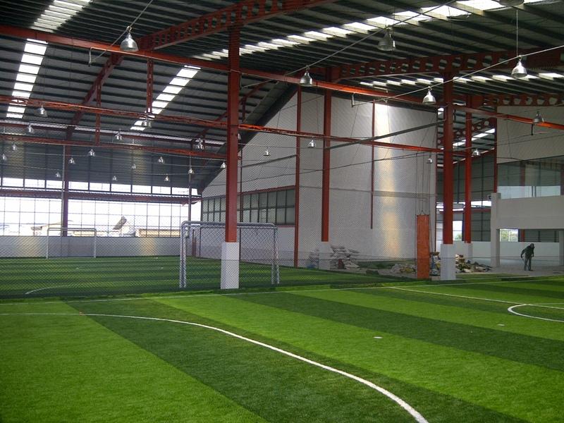 Konstruksi Baja Lapangan Futsal