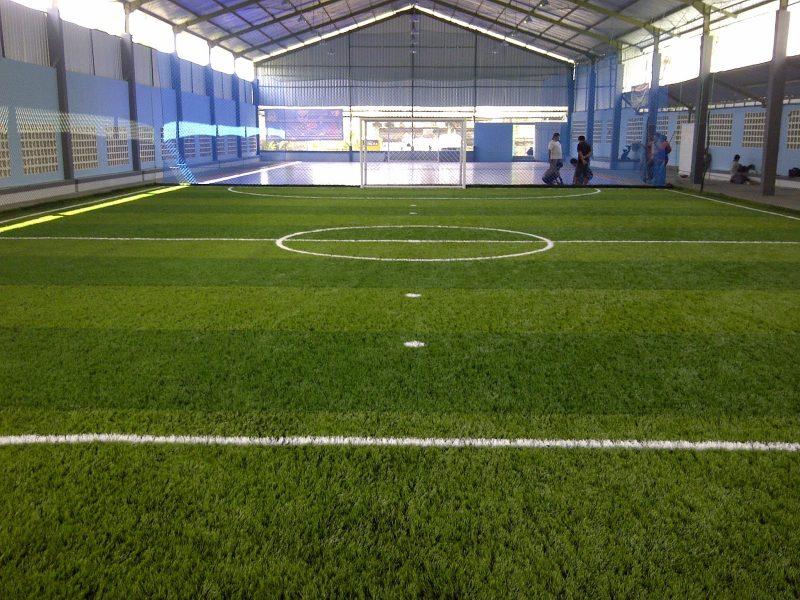 Memilih Konstruksi Baja Lapangan Futsal