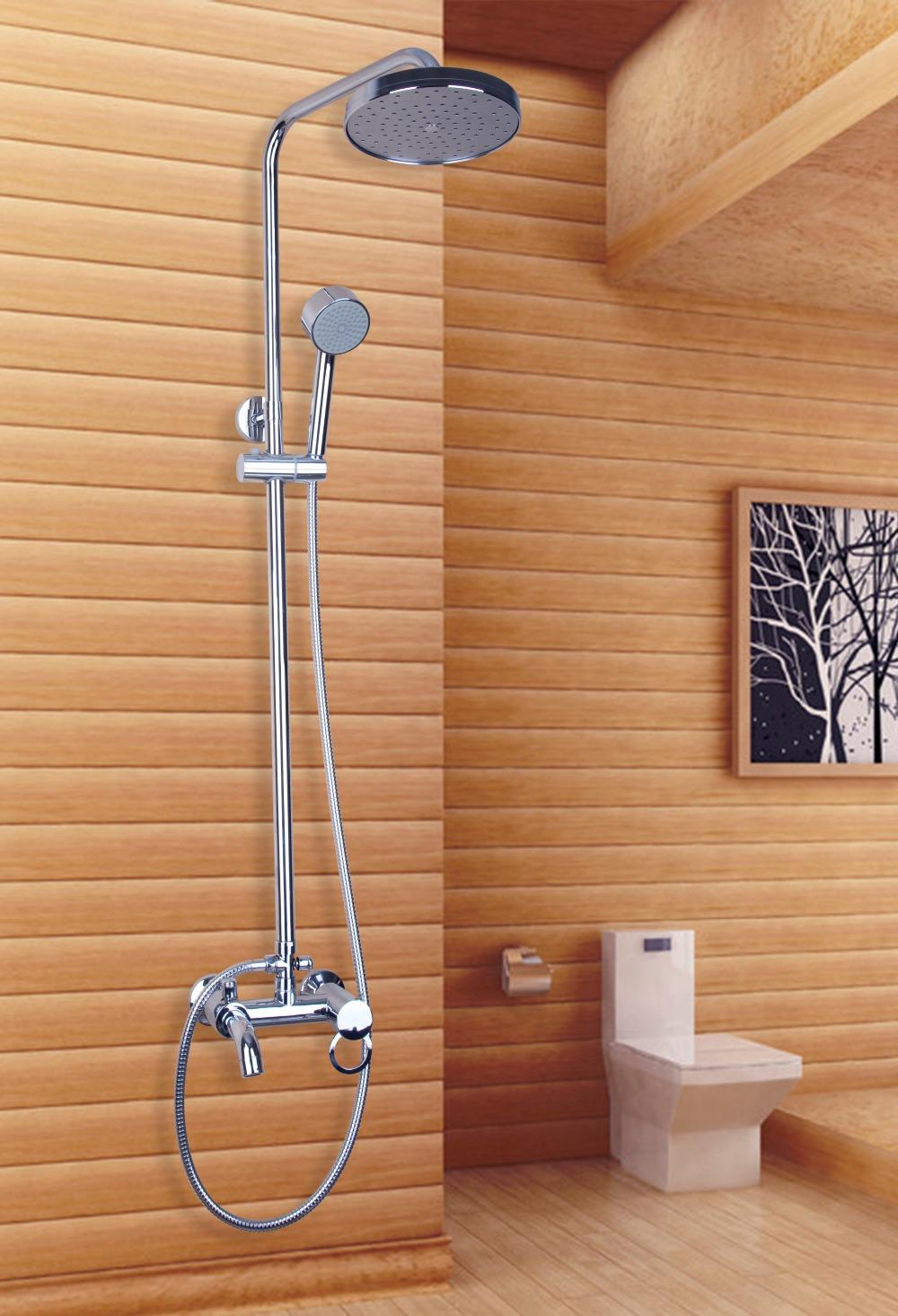 Kran shower minimalis