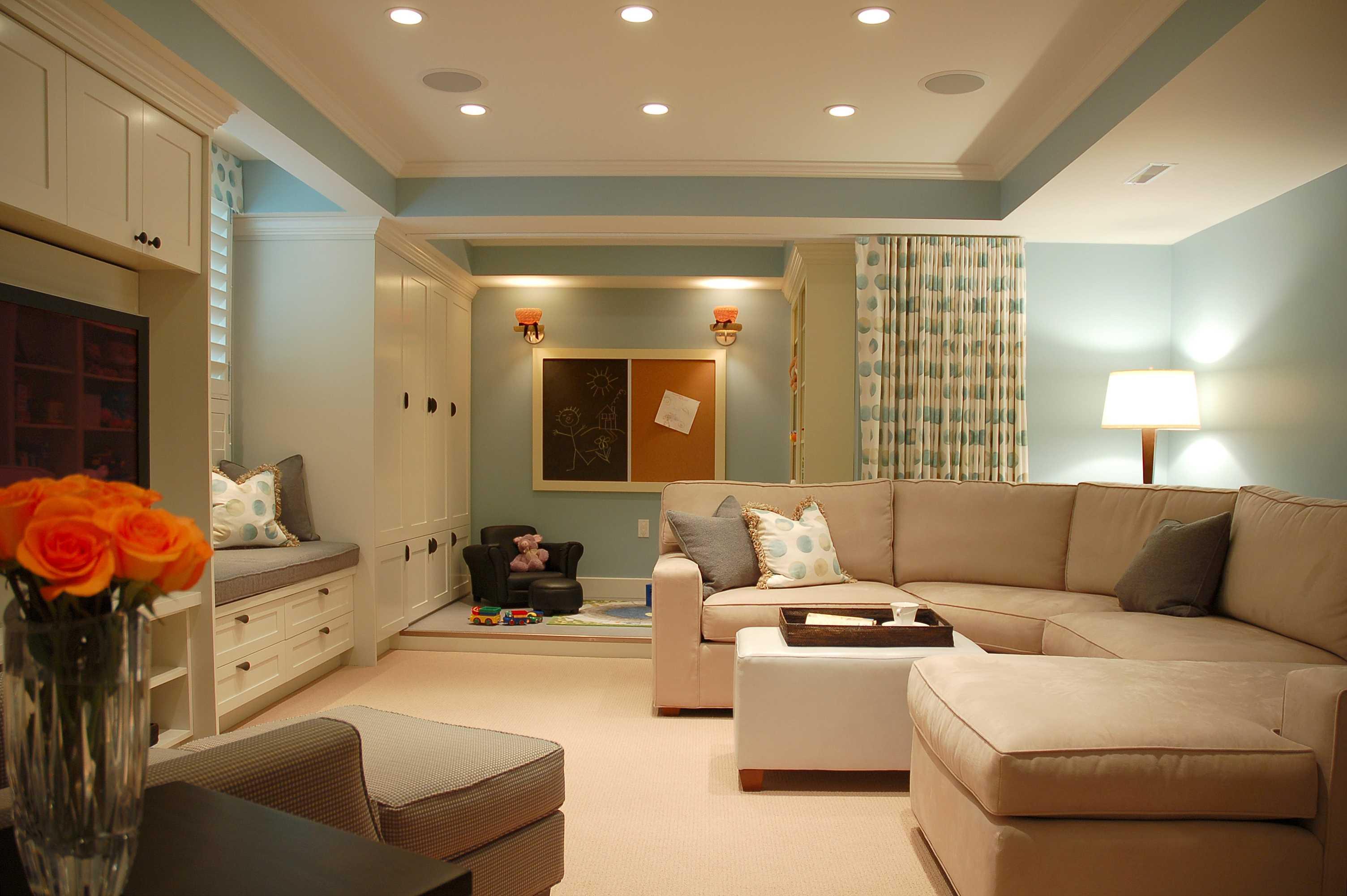 Rumah minimalis pun dapat ditambahkan sedikit sentuhan mewah - 5 Konsep Desain Interior yang Dapat Dipadukan dengan Model Plafon Gypsum Elegan