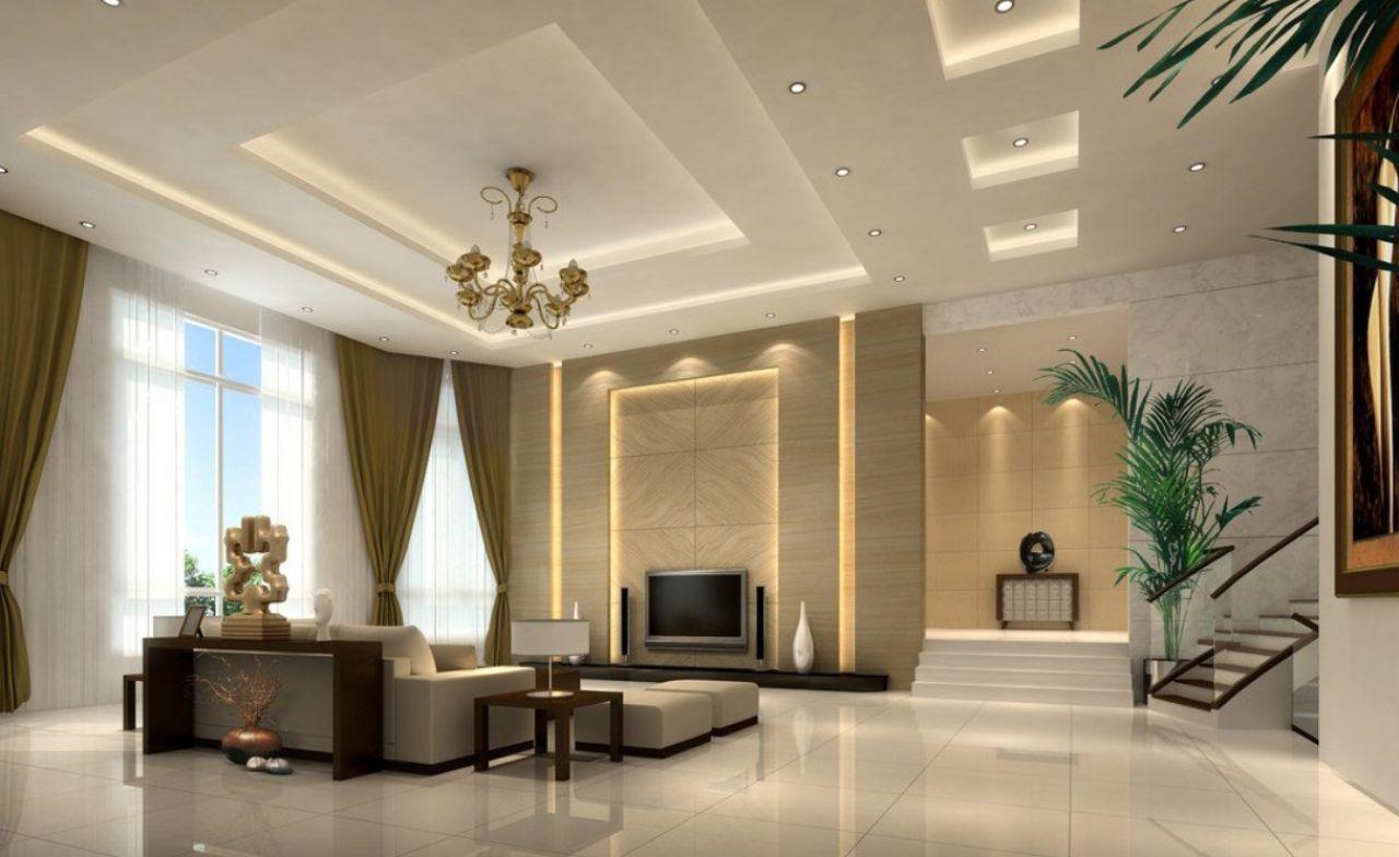 Model Plafon yang Tinggi Memberi Kesan Mewah dan Nyaman - Menampilkan Kesan Rumah Mewah dengan Pilihan Model Plafon yang Sesuai