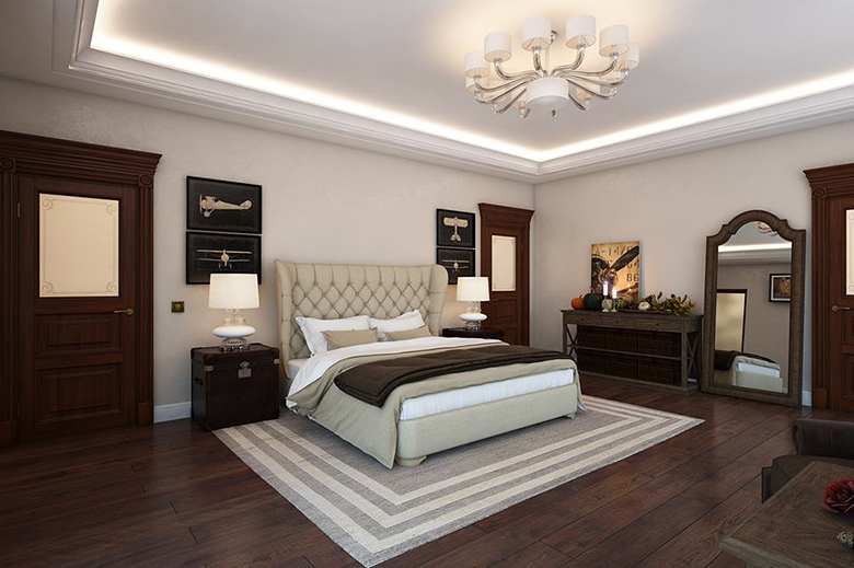 Hindari plafon asbes untuk di kamar - 5 Tips Memilih Plafon Kamar agar Tidur Lebih Berkualitas