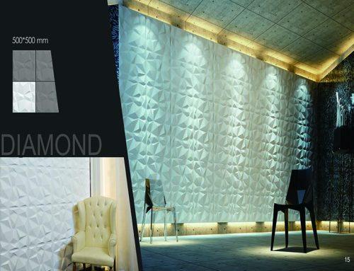 Jual Wallpaper Dinding 3D untuk Dekorasi Rumah dengan Bujet Minim