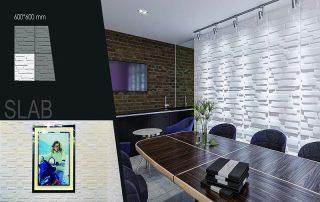 harga wallpaper dinding 3D per meter