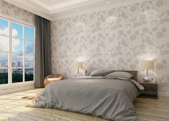 Abstrak nan trendi - Suka Desain Minimalis? Coba Pasang 5 Motif Wallpaper Dinding Kamar Tidur Ini! - interiorroomwallpaper.com