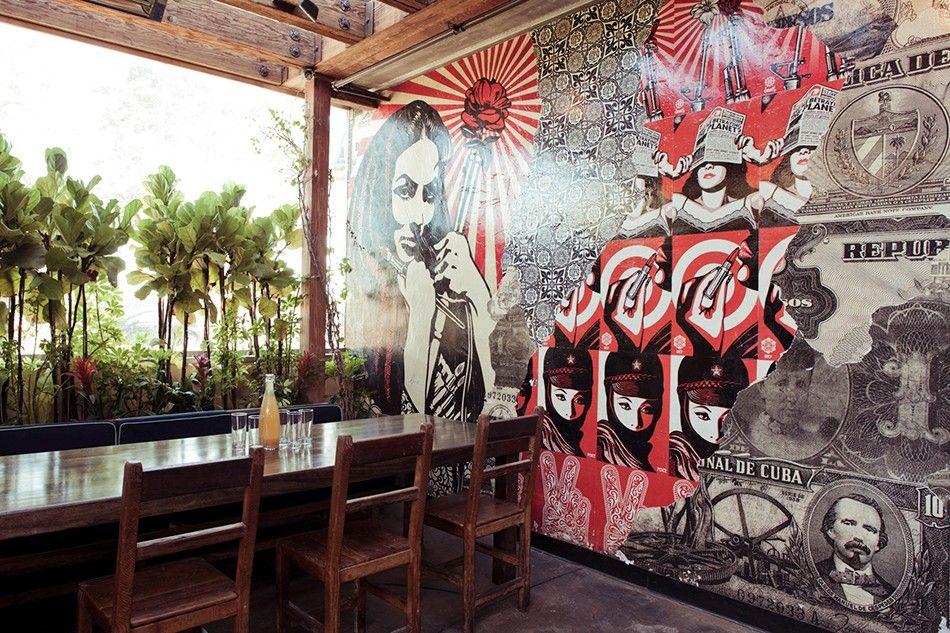 Alasan Menggunakan 3D Wall Panels untuk Dinding Kafe - 3D Wall Panels yang Tepat untuk Interior Kafe Supaya Terlihat Instagrammable - Pinterest.com