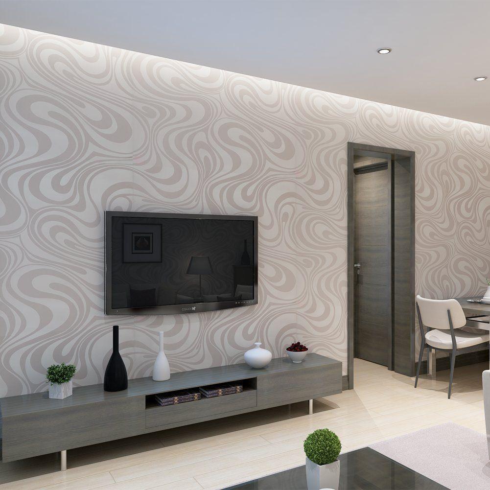 Bahan Wallpaper Dinding Minimalis untuk Ruang Tamu - Jadikan Ruang Tamu Lebih Nyaman dengan Wallpaper Dinding Minimalis - pinterest.com