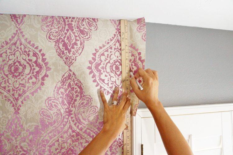 Cara Pemasangan Wallpaper Dinding Minimalis - Jadikan Ruang Tamu Lebih Nyaman dengan Wallpaper Dinding Minimalis - diyinspired.com