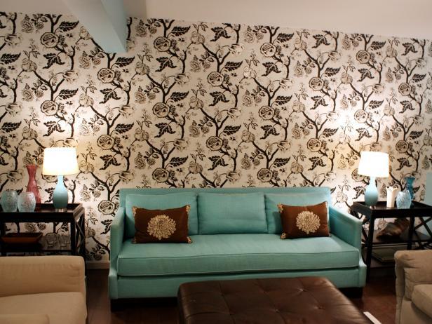 Harga Wallpaper Dinding per Roll - Harga Wallpaper Dinding per Roll  dan Jenisnya yang Cocok untuk Dekorasi Rumah - HGTV.com