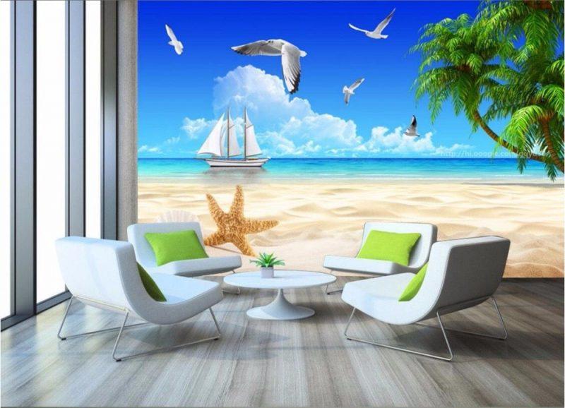 gambar wallpaper dinding - Inspirasi Gambar Wallpaper Dinding Tema Pantai Untuk Suasana Ruangan yang Santai - sites.google.com