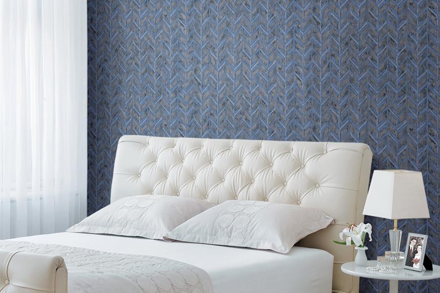Kamar Tidur - 15 Tips Memilih Motif Wallpaper Dinding untuk Rumah Minimalis Modern - brewsterwallcovering.com
