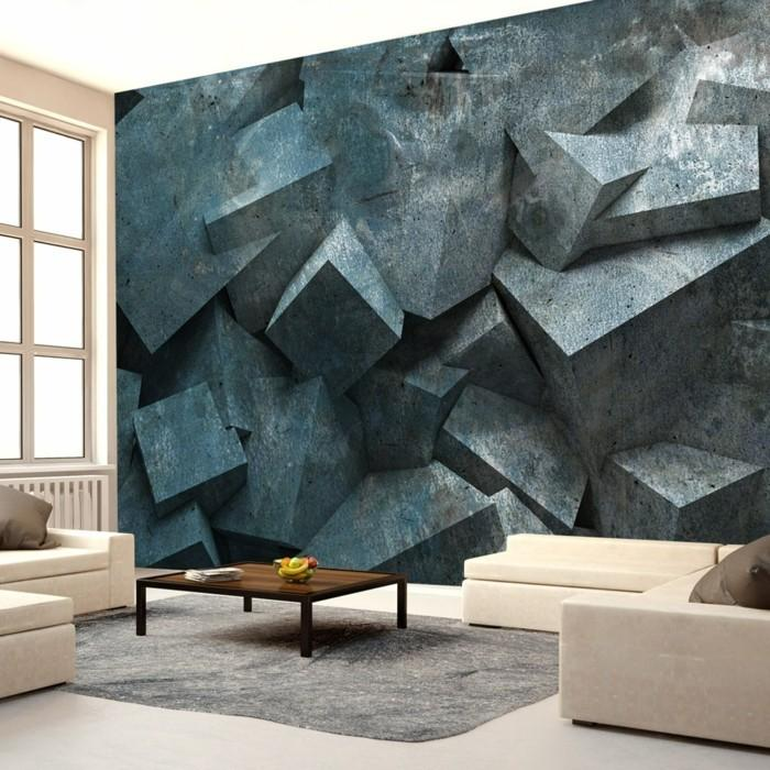 Keuntungan Wallpaper Dinding 3D - Keunggulan dan Tips Pemasangan Wallpaper Dinding 3D - humideas.com