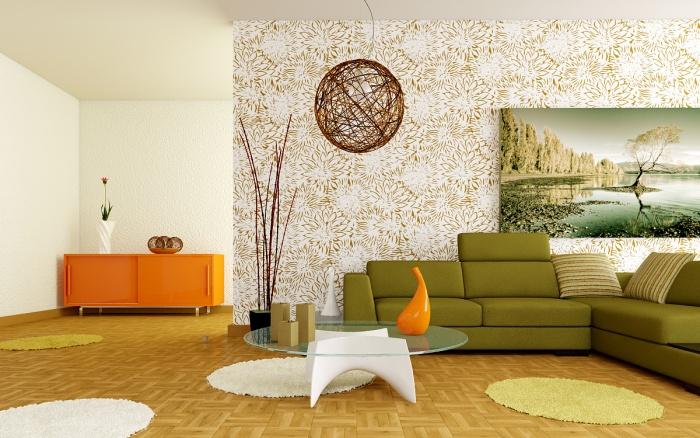 Memilih Motif Wallpaper Berdasarkan Ukuran Ruangan - Tips Mendapatkan Motif Wallpaper Dinding Murah yang Sesuai dengan Ruangan - mtlarena.ru