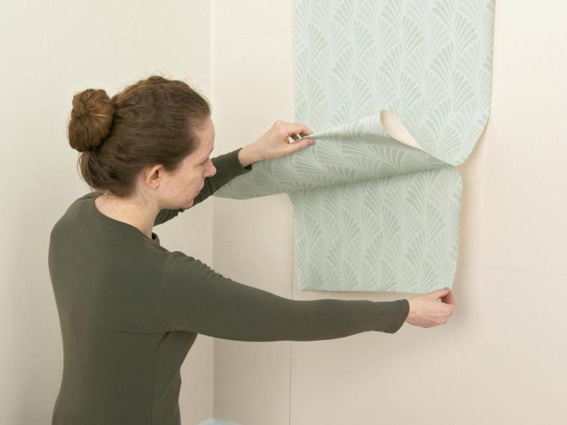 Menyembunyikan Kekurangan pada Dinding Rumah - 15 Tips Memilih Motif Wallpaper Dinding untuk Rumah Minimalis Modern - doeloe1st.org
