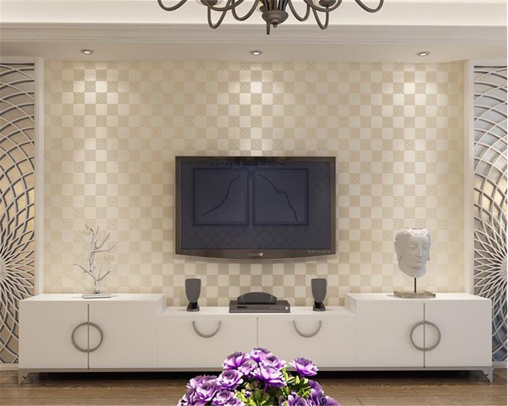 Jadikan Ruang Tamu Lebih Nyaman Dengan Wallpaper Dinding