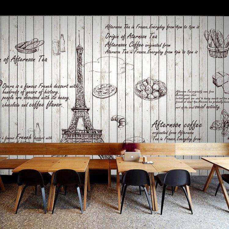 Panel dinding yang terbuat dari MDF - 3D Wall Panels yang Tepat untuk Interior Kafe Supaya Terlihat Instagrammable - Aliexpress.com