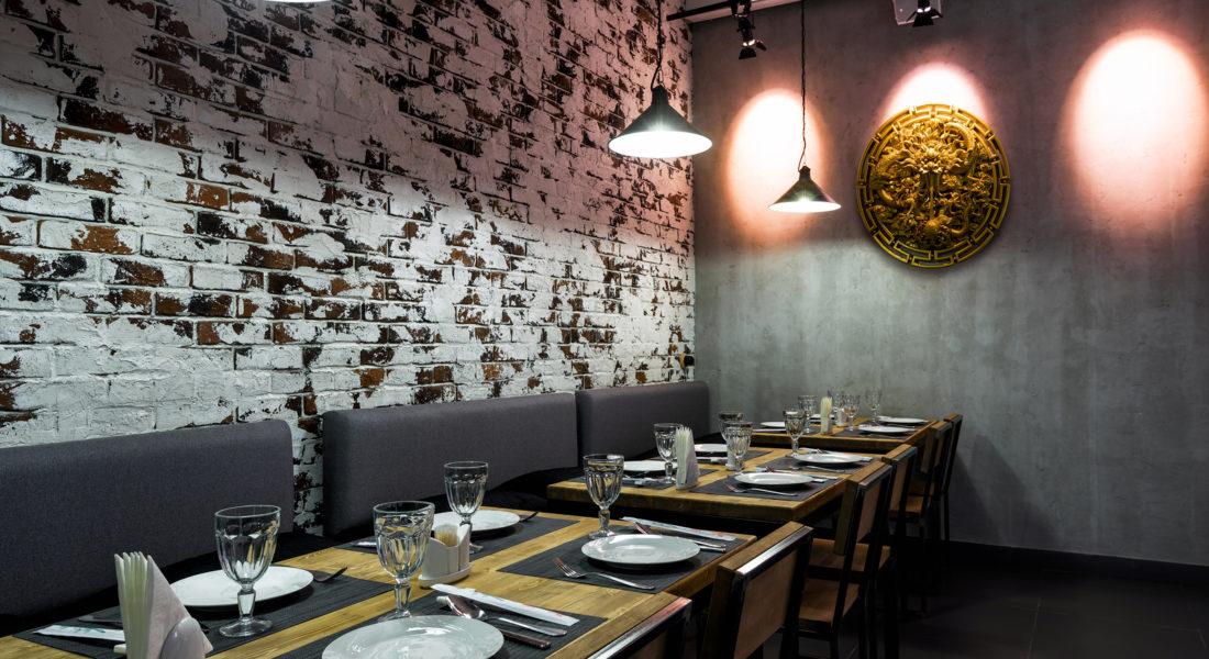 Pola yang tidak teratur - 3D Wall Panels yang Tepat untuk Interior Kafe Supaya Terlihat Instagrammable - upserve.com