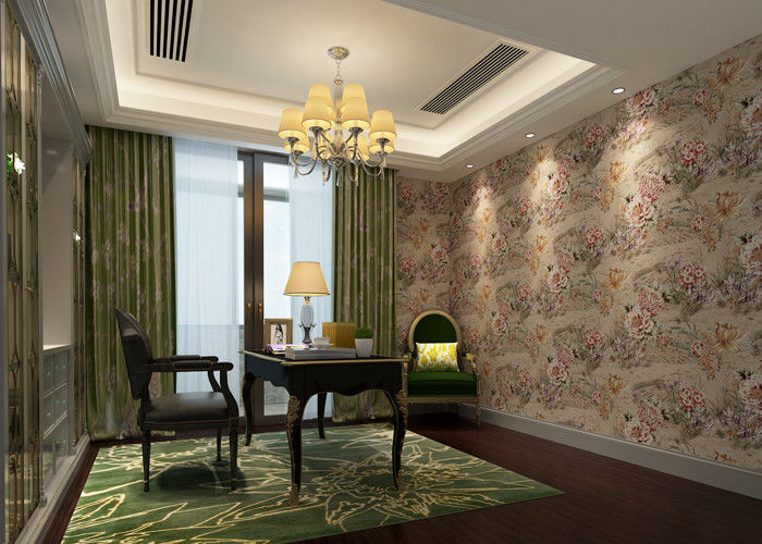 Wallpaper Dinding 3D - Mengenal Bahan Wallpaper Dinding dan Keunggulannya untuk Dekorasi Apartemen - interior-wallpaper.com