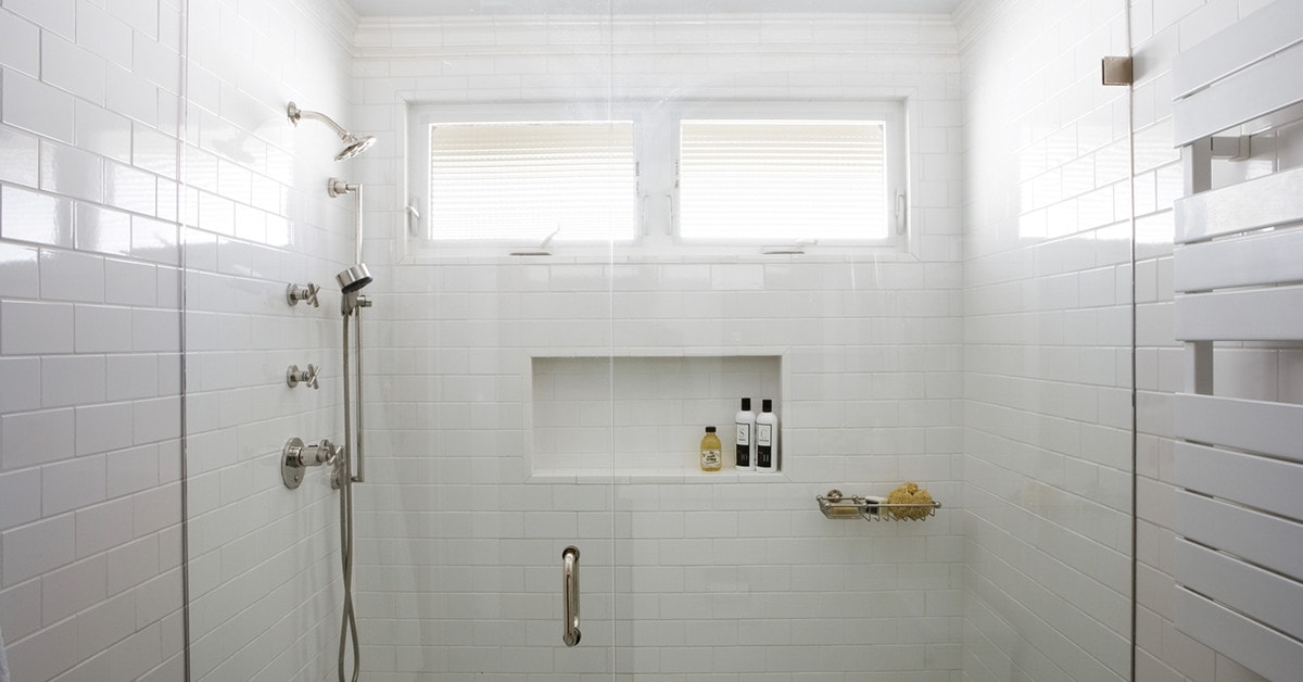 Inspirasi Desain Kamar Mandi Shower Biasa Isibangunan Com