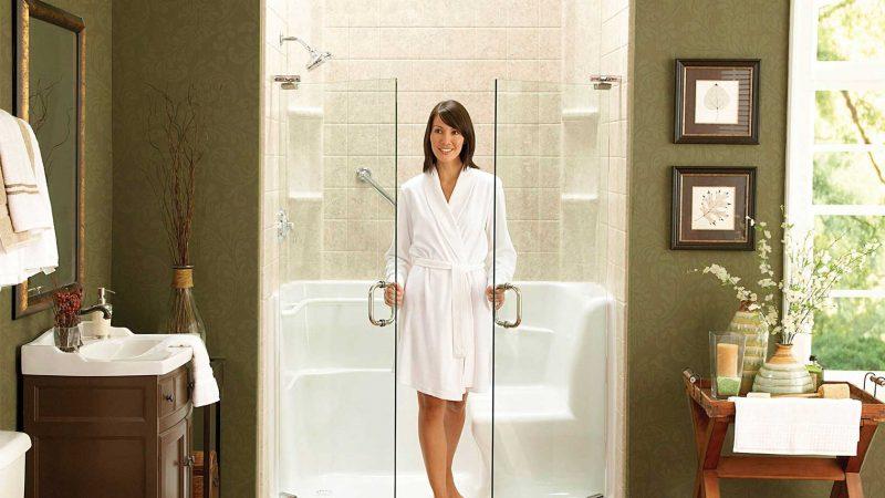 harga shower panas dingin