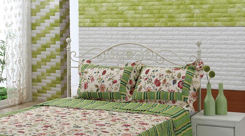 Tips Penting Sebelum Mengaplikasikan Wallpaper 3d Bata Isi Bangunan